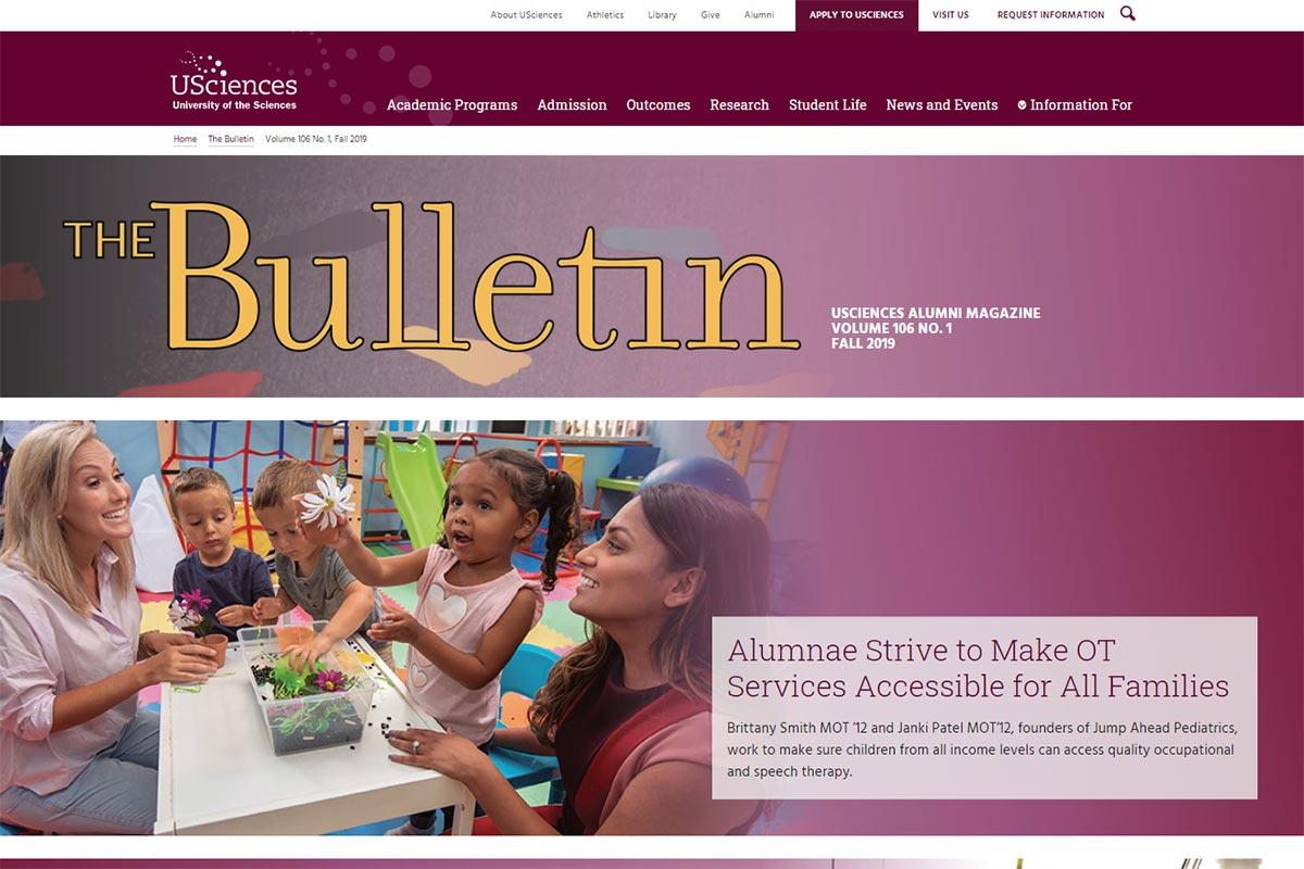 The Bulletin Online