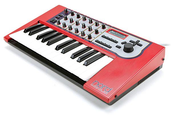 Nord Modular G1 Keyboard