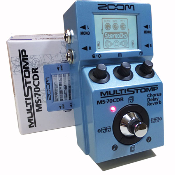 Zoom MS-70CDR with box